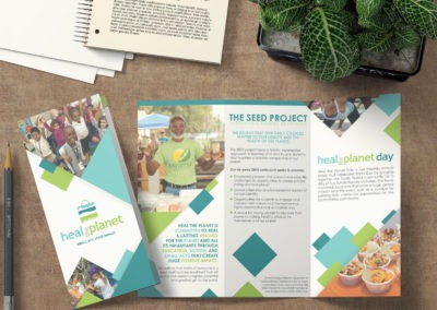 Heal the Planet Brochure